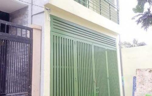 Bán nhà mới 1 lầu hẻm xe hơi 83 đường Tạ Quang Bửu Phường 2 Quận 8