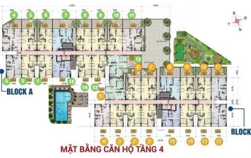 Cần tiền bán lỗ chính chủ căn A16-14 dự án căn hộ thông minh High Intela, lỗ 50 triệu trên hợp đồng