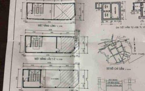 Nhà góc 2 mặt hẻm 157/9 Dương Bá Trạc Q8