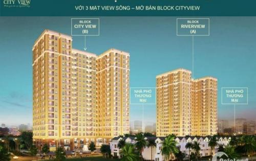 CĐT An Phúc mở bán Block City View đẹp nhất dự án Căn Hộ Heaven riverview, Giá chỉ 30tr/m2, NH hỗ trợ 70% trong 20 năm
