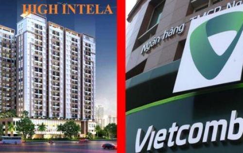 Bán lỗ 3 căn dự án high intela quận 8, tầng 9- 16, view mặt tiền đại lộ võ văn kiệt, lỗ 50tr/1căn : 0966334528