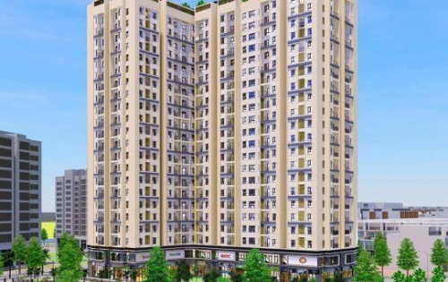 Mở bán đợt 1 dự án căn hộ chung cư Dynamic Tower, với giá hấp dẫn chỉ từ 999tr/căn