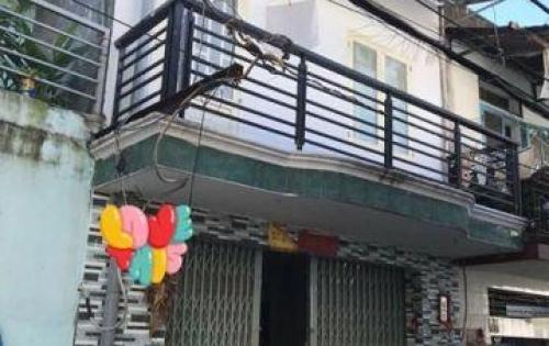 Nhà hẻm đường Hưng Phú, 1 trệt 1 lầu đúc giả