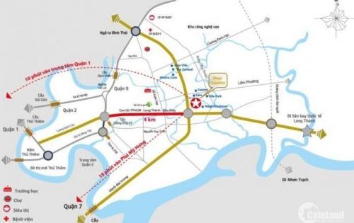 Sapphira Khang Điền căn hộ phân khu trung cấp, gần khu công nghệ cao quận 9 mở bán đợt đầu, giá cả hợp lý.