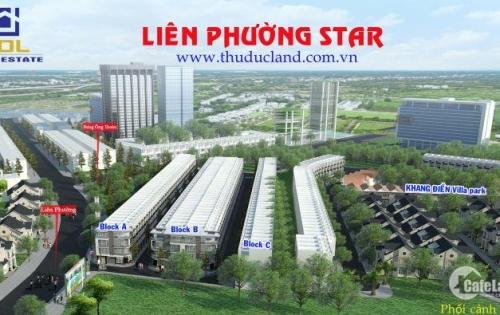 Nhà 3 lầu thiết kế hiện đại nằm ngay MT Liên Phường, kế Lucasta Khang Điền, giá 2.55 tỷ