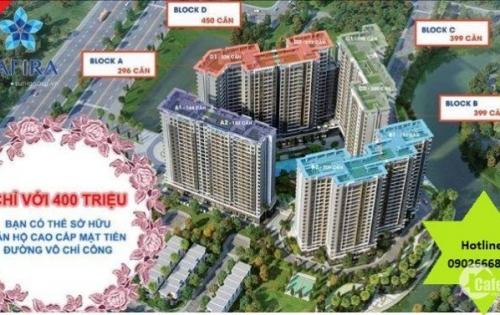 Sở hữu ngay căn hộ đẹp nhất dự án Safira Khang Điền chỉ với 20tr/căn