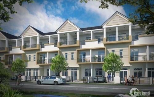 Sắp mở bán dự án nhà phố liền kề giá 38tr/m2 ở Suối Tiên Q9