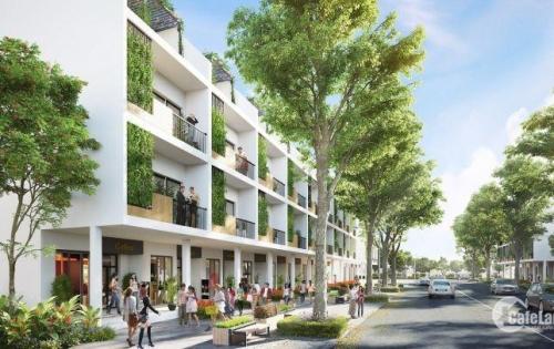 Dự án Nhà phố 2 mặt tiền Suối Tiên Villas 1 trệt 2 lầu chỉ từ 38Tr/m2