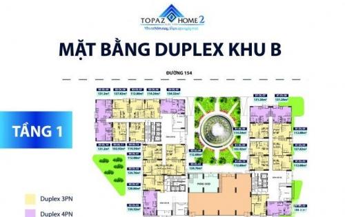 Bán shophouse douplex quận 9 vừa ở vừa kinh doanh, chỉ 31tr/m2, LH 0907336890