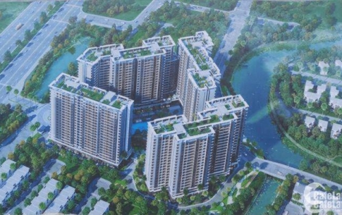 Chỉ từ 1,3 tỷ đồng, bạn đã có thể sở hựu căn hộ cao cấp ngay gần kề trung tâm Q.1