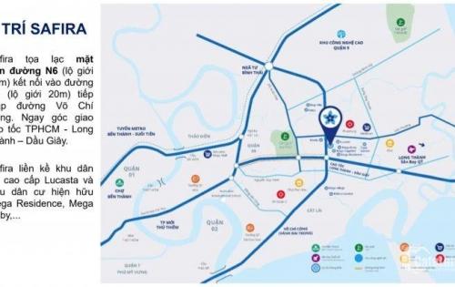 Chính thức nhận giữ chỗ dự án SAFIRA Khang Điền, mở bán đợt đầu nhiều ưu đãi .
