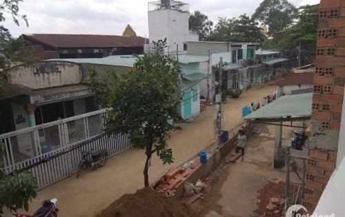 Bán nhà 130m2 sàn bên cạnh Suối Tiên, p tân phú, quân9