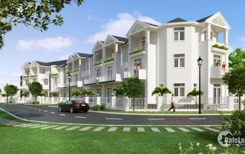 Mở bán 1 đợt duy nhất nhà phố liên kếvà biệt thự vườn, shophouse còn 6 căm tại dự án Q.9