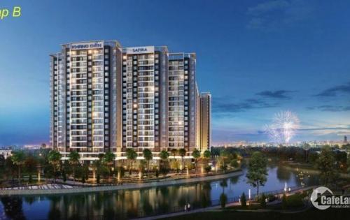 Ra mắt căn hộ SAFIRA quận 9 của Khang Điền , mở bán đợt đầu với nhiều chương trình CK , lên đến 7%.