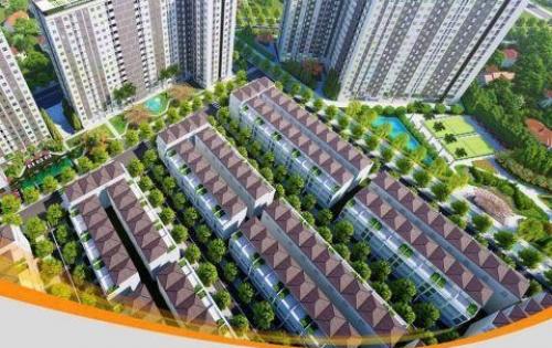 Sắp mở bán dãy nhà phố liền kề 1 trệt 2 lầu nằm gần Suối Tiên quận 9
