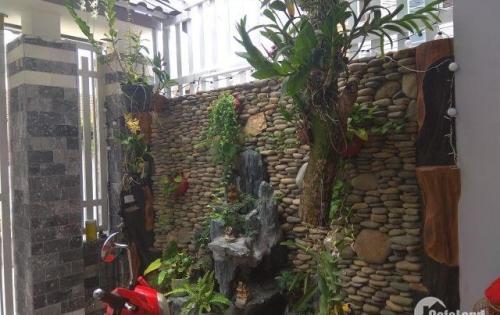 Nhà mới 100% 2 lầu, hẻm 12 đ Quang Trung P.TNPB