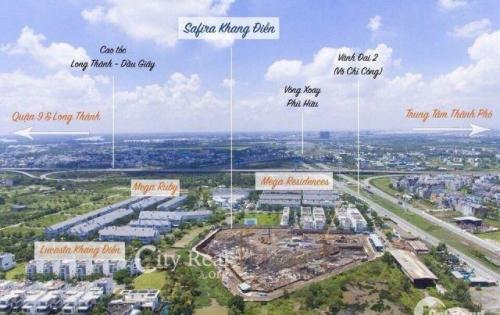 Nhận giữ chỗ dự án Safira Khang Điền chỉ với 20 triệu. Chiếu khấu 7%