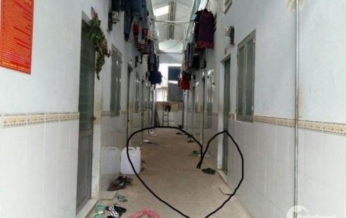 Thanh lý gấp dãy trọ 12 phòng đường Trần Văn Mười 180m2 để làm ăn, SHR