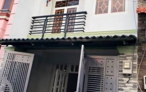 Bán nhà Tân Hòa Đông, 1 tấm đúc thật, 4x9m giá:2.4 tỷ