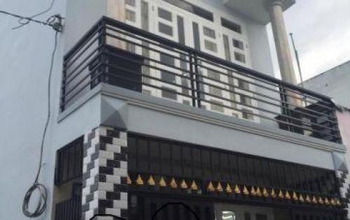 Đinh cư nước ngoài cần bán gấp nhà đường Lê Văn Quới 80m2, SHR