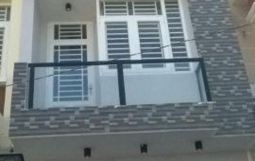 Bán gấp nhà HXH đường Bùi Tư Toàn 60m2, sổ hồng riêng, CC