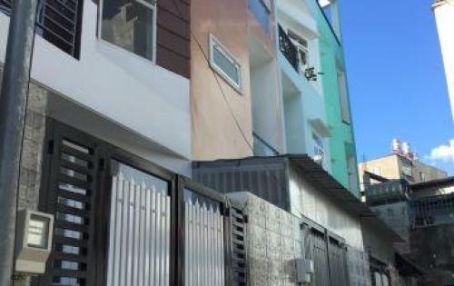 Bán gấp nhà 1t3l 2mặt tiền đường số 15, 3 tỷ, sổ riêng, Bình Tân