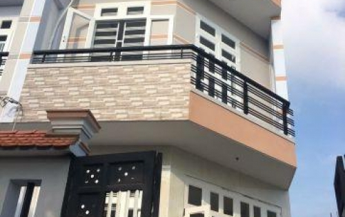 Bán nhà vị trí đẹp 1t3l 2MT đường số 15, BHH, Bình Tân, sổ hồng riêng