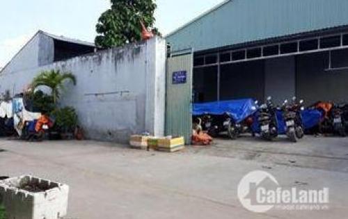 Bán nhà xưởng đường số 2 KCN Tân Tạo, 176m2, SHR