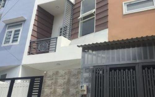Bán nhà đẹp 1t3l, sổ hồng riêng, 3tỷ3, 60m2, Bình Tân
