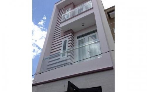 Nhà rẻ đường Mã Lò 4,6 x 12 đúc 1 lầu 1 sân thượng giá 3,45 tỷ.