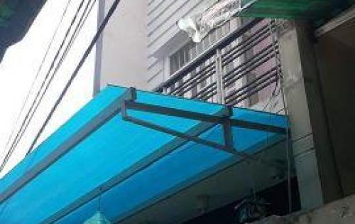 Nhà hẻm LK 2-10 BHHA,Quận Bình Tân dt 4 x 12 nhà 2 lầu BTCT