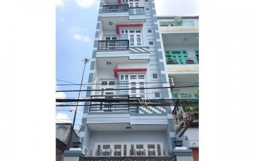 Cần vốn làm ăn bán gấp nhà Hương Lộ 2, hẻm 8m, đúc 4 tấm đẹp, 4x18m.
