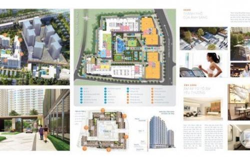 Chỉ 1,5 tỷ sở hữu căn hộ 2PN dự án Akari city Nam Long q. bình tân Lh ngay 0938677909