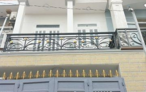 Bán nhà phố- gara ô tô- khu KD sầm uất Lê Văn Quới