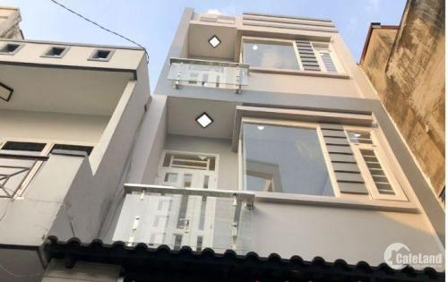 Cần bán căn nhà 1tret 2 lầu sân thượng mới 100%.tân kì tân quý