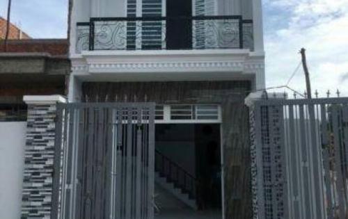 Bán gấp nhà 1 tret 1 lâu đường số 27, Quận Bình Tân, 125m2, SHR