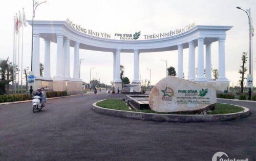 Đô Thị Sinh Thái Năm Sao Fivestar Eco City nâng tầm quốc tế