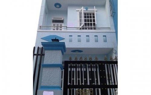 Bán gấp nhà Tân Hòa Đông, P. Bình Trị Đông, Q. Bình Tân. Diện tích: 4x8m Nhà xây dựng 1 tấm, nhà đẹp, có 2 phòng ngủ, toilet riêng, thích hợp vợ chồng trẻ ra ri