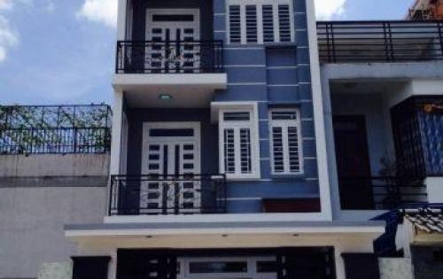 Nhà 3 tấm Quận Bình Tân dt 75m²,Đ.Tân kỳ tân quý