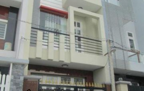 Nhà hẻm một sẹc đường Cây Trâm, Quận Gò Vấp, 100m2, SHR