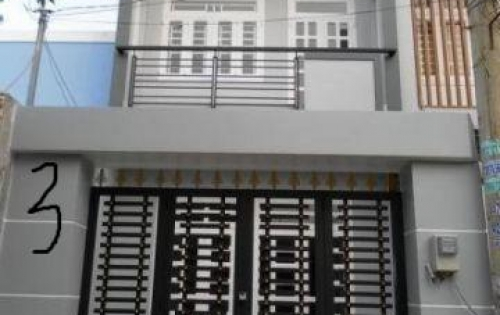 Bán nhà hẻm 689 đường Lê Đức Thọ 70m2, tặng nội thất, SHR
