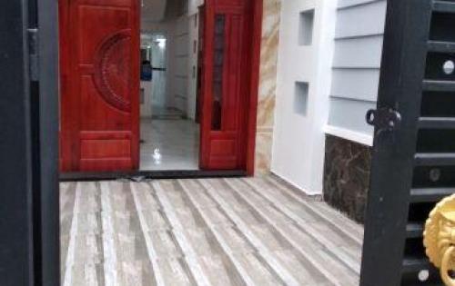 Bán nhà HXH đường Dương Quảng Hàm, p6, Gò Vấp.giá 6,5tỷ full nội thất cao cấp