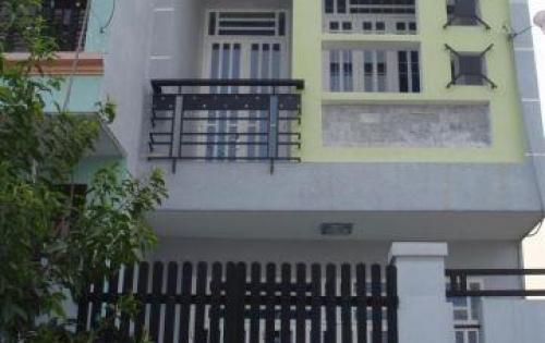 Bán gấp nhà HXH đường Nguyễn Oanh 80m2, hẻm một sẹc thông xe, SHR