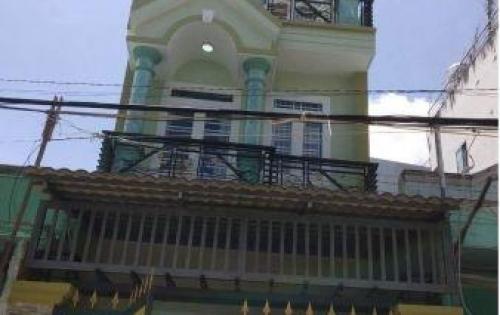 Cần bán gấp căn nhà ngay trung tâm quận Gò Vấp có sổ hồng riêng