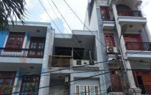 Bán nhà HXH 2 chiều đường Phan Huy Ích, p14, Gò Vấp, dt 67m2 giá 4,9 tỷ.