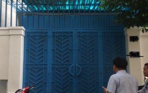 Bán nhà 2 MT đường số 5 Lê Đúc Thọ, p7, Gò Vấp, giá 10,2tỷ có sân vườn.