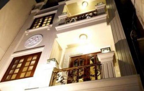 Hot! Bán Biệt thự mini siêu đẹp 2 mặt HXH 489A Huỳnh Văn Bánh, P.13, Q.PN. DTCN 25m2. Giá 5.3 tỷ TL. LH Chủ Nhà 0937.263.119.
