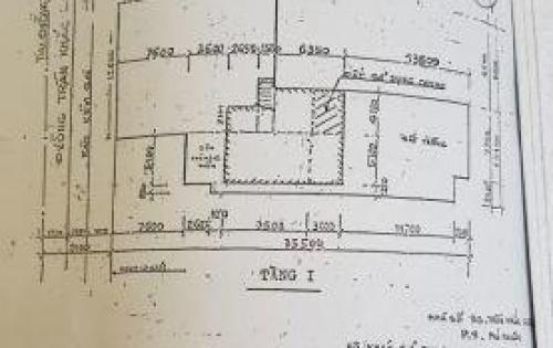 Nhà mặt tiền  Trần Khắc Chân, P.9, Q.Phú Nhuận