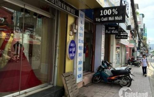 Cần bán nhà mặt tiền đường Hồ Văn Huê, Phường 9, Phú Nhuận. Giá 13,1 tỷ