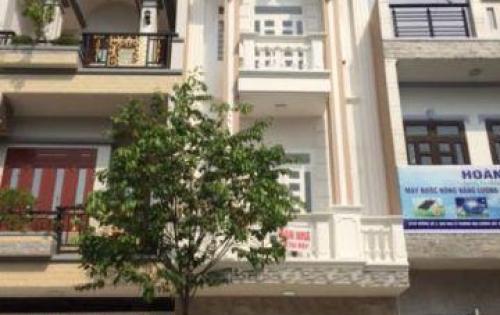 Nhà bán mặt tiền đường Hoàng Văn Thụ,P15,Quận Phú Nhuận. DT: 8mx28m5. Trệt 2 lầu. Giá 43 tỷ